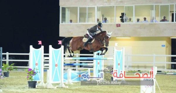 تخصيص درعين  لقفز الحواجز كرياضة أولمبية  فى سلطنة عمان