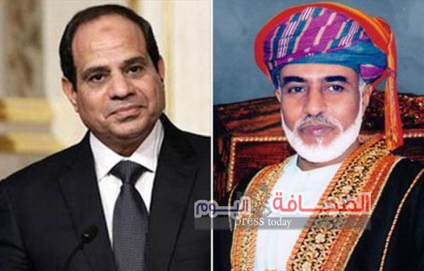 السلطان قابوسيعزي الرئيس السيسي في ضحايا التفجيرين بكنيستي طنطا والإسكندرية