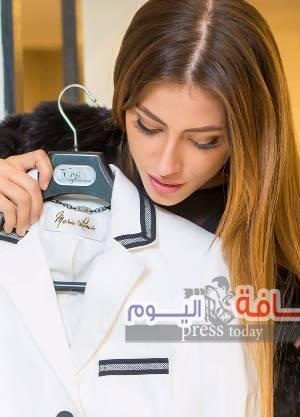 """مصممة الأزياء العالمية """"مارى لوي """"ترعى ملكة جمال العالم خلال زيارتها لمصر"""