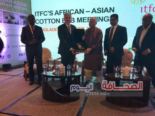 """المؤسسة الدولية الإسلامية لتمويل التجارة تنظم """"الاجتماع الأسيوي الأفريقي الأول للموردين والمصدرين في قطاع القطن"""""""