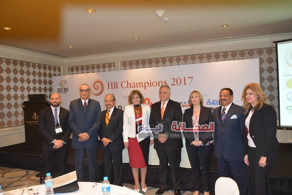 إفتتاح المؤتمر الدولى لتنمية الموارد البشرية