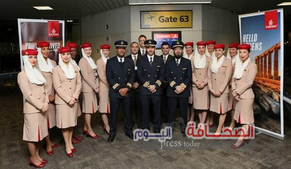 طيران الإمارات يومياً إلى تونس