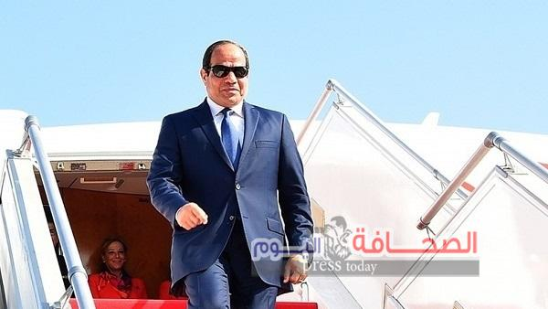 """""""خليجيون في حب مصر"""" يرحب بزيارات الرئيس """"السيسي"""" لدول مجلس التعاون"""