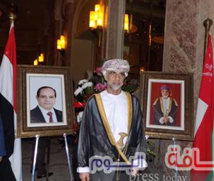 """د. العيسائى:العلاقات المصرية العمانية تتميز بالانسجام والتناغم في الرؤى والسياسات المشتركة، وأن سلطنة عُمان """"دولة سلام"""""""