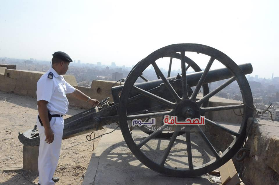 بالصور .. أول مدفع أفطار عرفه سكان القاهرة