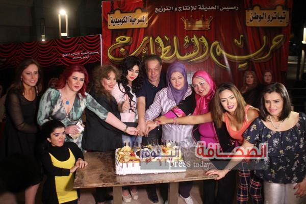 """""""حريم السطانة"""" على قناة المحور فى عيد الفطر"""