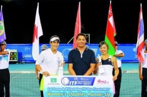 سلطنة عُمان تتصدر منصة التتويج فى بطولة تايلاند العالمية