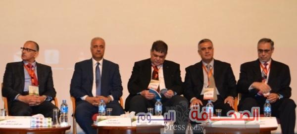 إفتتاح المؤتمر المصرى لأمراض الصدر للأطفال