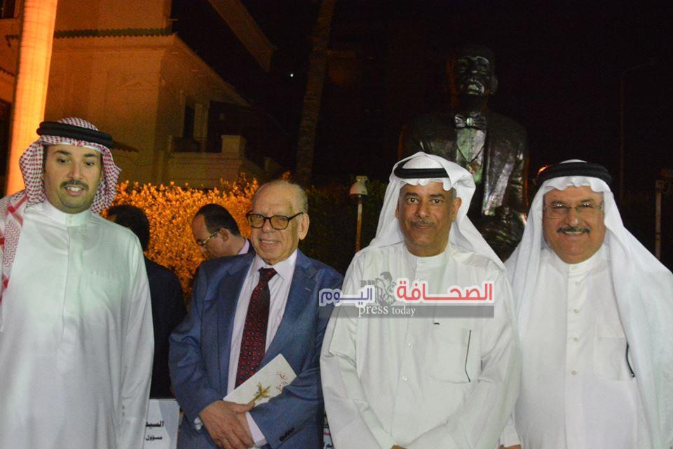 بالصور .. البحرين تحتفل بمرور 90 عاما على تتويج أحمد شوقى أميرا للشعراء