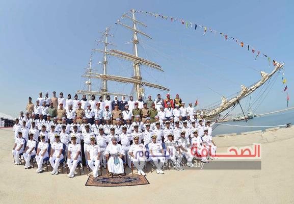سفينة شباب عمان الثانية تبدأ رحلة الصداقة والسلام