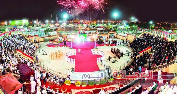 إنطلاق مهرجان صلالة السياحي 30 يونيوالجارى