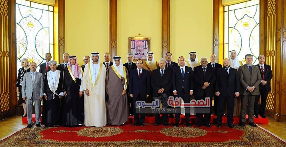 ختام الدورة (48) لمجلس وزراء الإعلام العرب