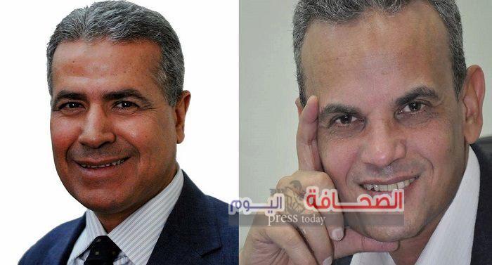 الف مبروك العشرى رئيسآ لبوابة الأهرام وعلى محمود مديرآ للتحرير