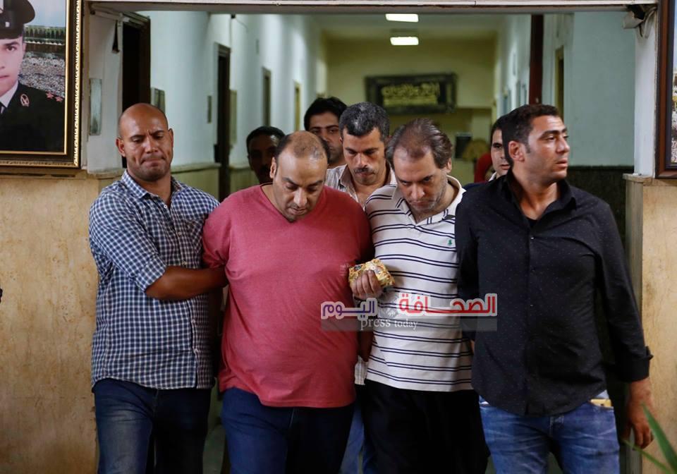 لصوص لكن ظرفاء …. سقوط عصابة الدكتور لسرقة المساكن بالأحياء الراقية