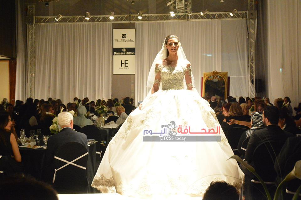 شاهد : عرض أزياء لصالح مستشفى أبو الريش