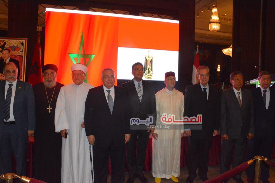 بالصور :الإحتفال بعيد العرش المغربى