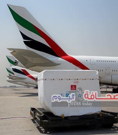 الإمارات للشحن الجوي تطلق حلاً جديداً للعزل الحراري