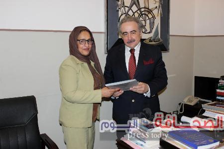 """""""اتحاد كتاب مصر"""" يعلن دعم """"جائزة باديب للهوية الوطنية"""""""