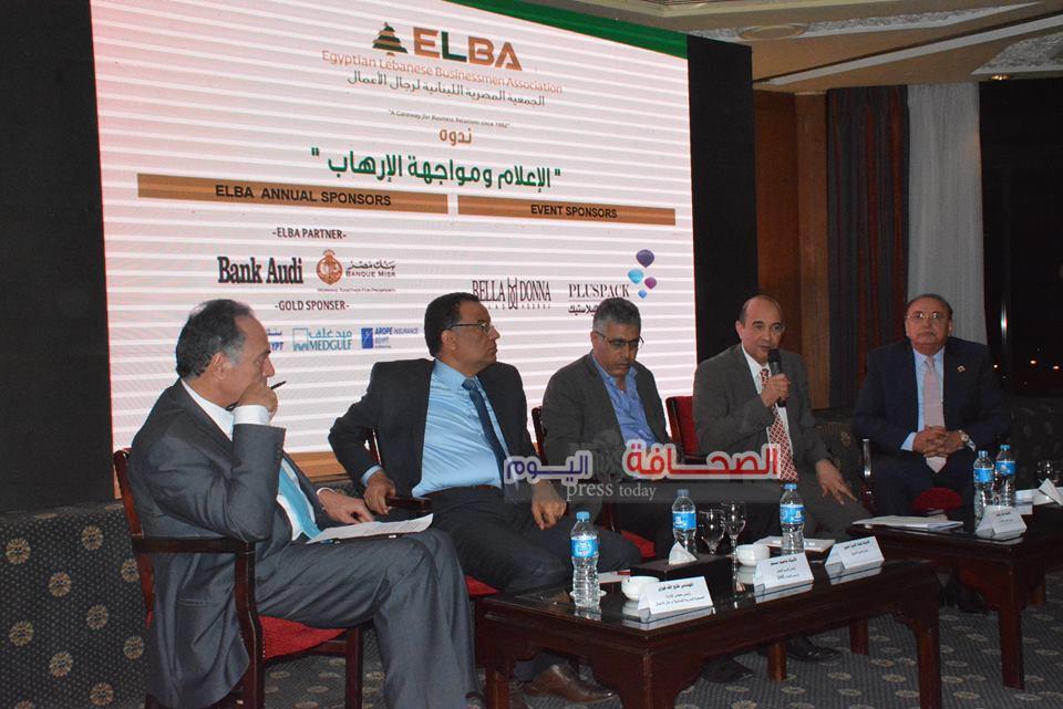 علاء ثابت :يؤكد على أهمية دورالإعلام مواجهة الإرهاب