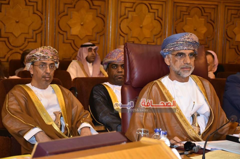 د. العيسائى يترآس وفد السلطنة فى الدورة 148 لمجلس وزراء الخارجية العرب