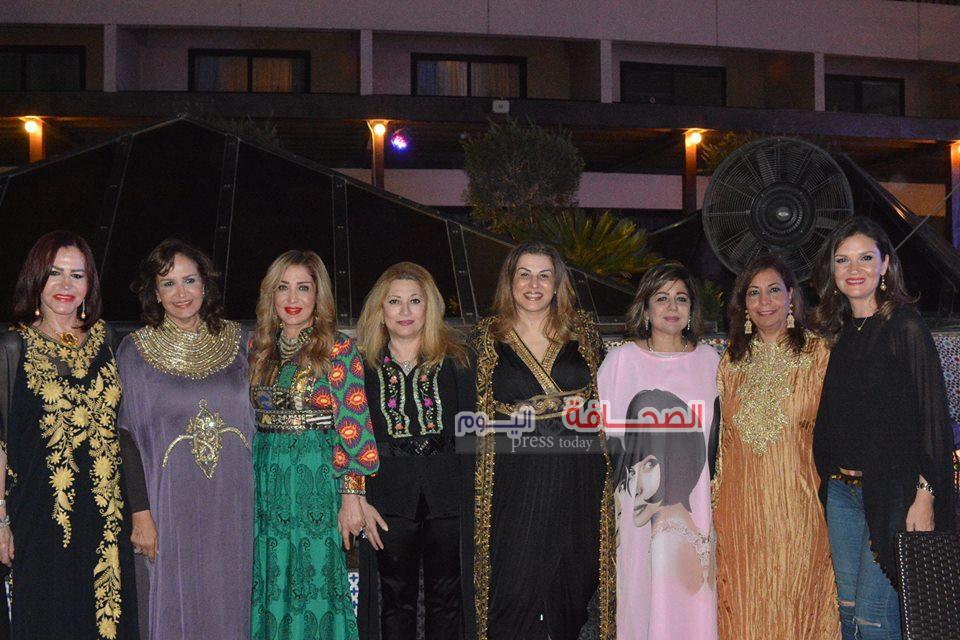 الإحتفال بمرور25 عامآ على جمعية الصداقة المصرية اللبنانية