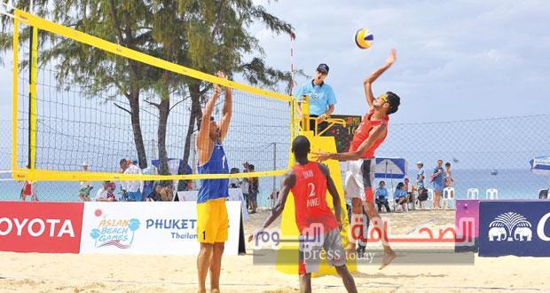 مصر تشارك في البطولة العربية للكرة الطائرة على ملاعب شاطئ القرم بسلطنة عُمان
