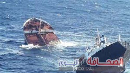 عماني ينقذ٢٠ بحارا من طاقم سفينة غارقة