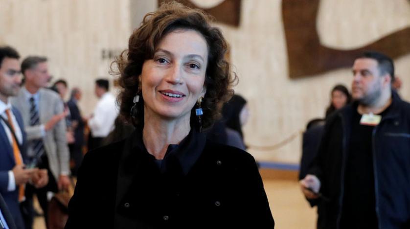 (أودريه )مرشحة فرنسا تفوز بمقعد اليونسكو