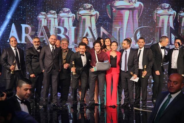 هادي الباجوري يفوز بـأفضل مخرج (لفيلم هيبتا)