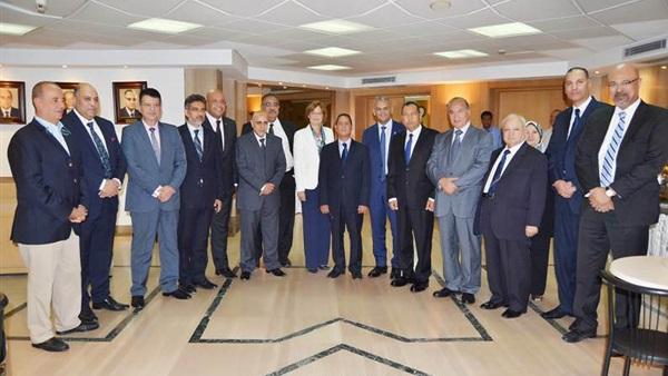 صناعة التامين المصرية فى أولويات استراتيجية الهيئة