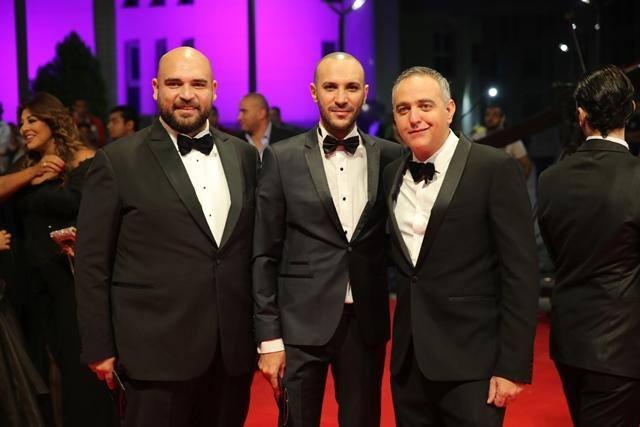 فيلم (إشتباك) يفوز بجائزتي( أفضل مدير تصويروتصميم أزياء) في حفل جوائز السينما العربية ACA