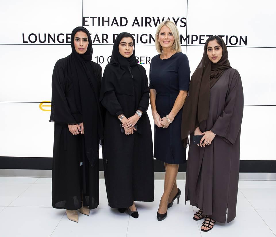 الإتحاد للطيران تُطلق مسابقة لتصميم أطقم نوم مع مصممات أزياء إماراتيات