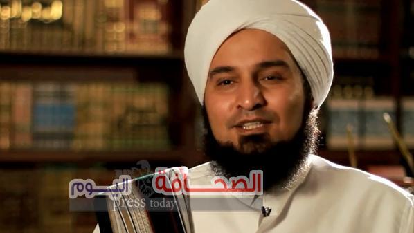 الشيخ الجعفرى يدين الهجوم الأرهابى على مسجد الروضة بالعريش