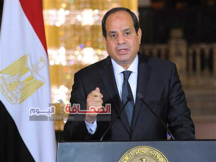 نقيب الزراعيين يهنئ الرئيس عبد الفتاح السيسي بمناسبة حلول العام الميلادي الجديد 2021