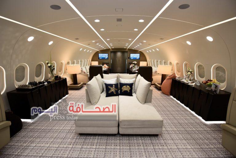 شركة ديرجت تهدف لتعزيز حصتها في قطاع الطيران الخاص في الشرق الأوسط