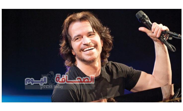 """الموسيقار ياني و كاظم الساهر في جدة والرياض """"شتا السعودية ترفيه""""."""