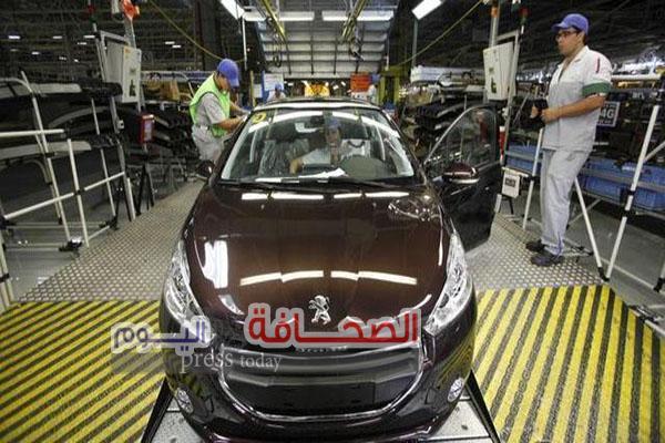 بيجو تستثمر 100 مليون يورو فى مصنعها الجديد بالجزائر