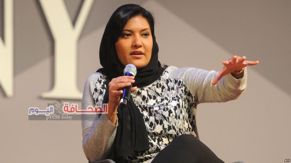 الأميرة ريما بنت بندر تحصد جائزة محمد بن راشد للإبداع الرياضي