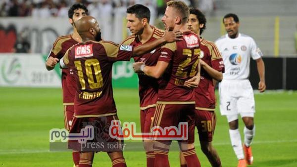 القاهرة تستضيف كأس السوبر الإماراتى ( 4 )ديسمبر المقبل