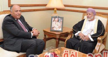 تفعيل أطر التعاون الثنائي بين مصر وسلطنة عمان