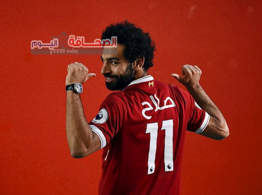 صلاح والحضرى ضمن المرشحين لجائزة أفضل لاعب بأفريقيا