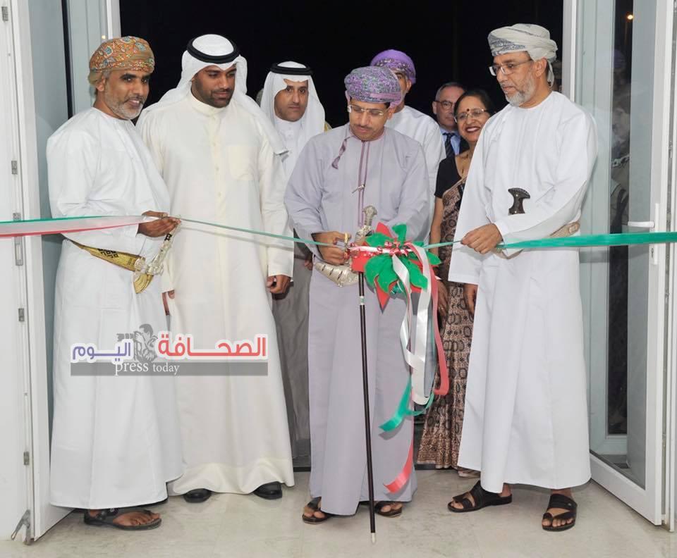 """إفتتاح معرض """"عمان في عيون السفراء""""تزامنآ مع إحتفالات العيد الوطنى"""