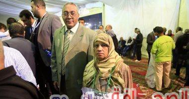 والدة د. ماجد قيشو تساند نجلها فى إنتخابات الزمالك