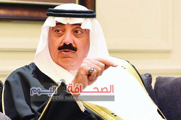 الأمير متعب المعفى من قيادة الحرس السعودي..مرشح سابق للعرش