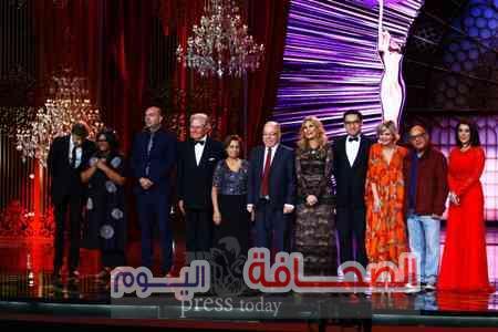 إفتتاح الدورة 39 لمهرجان القاهرة السينمائي الدولي