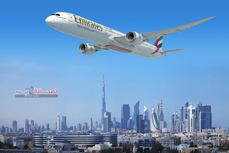 الإماراتية توقع إتفاقية لشراء 40 طائرة بوينج 787 دريملاينر بقيمة 15.1 مليار دولار
