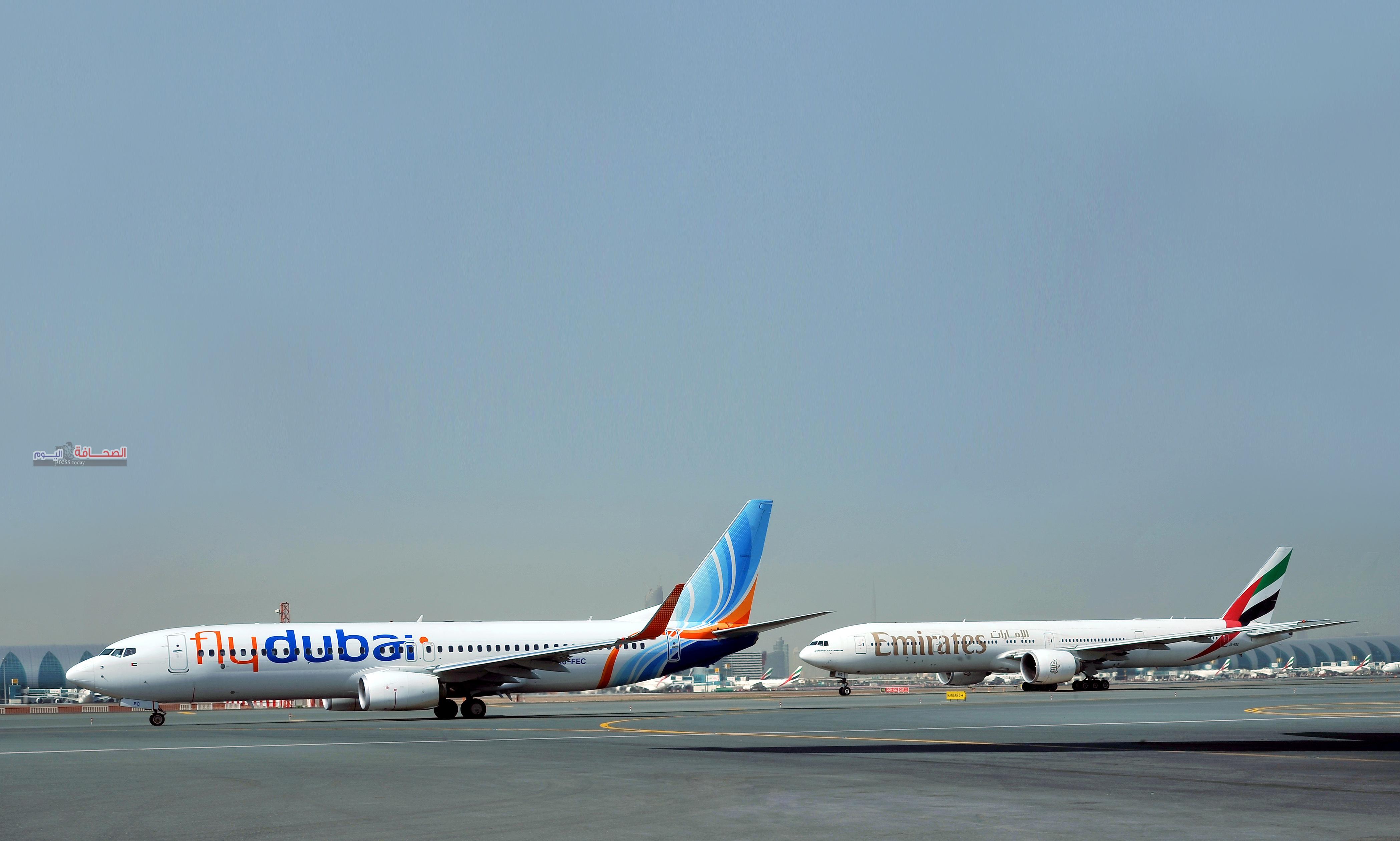 طيران الإمارات وفلاي دبي تعلنان عن الدفعة الثانية من وجهات الرمز المشترك