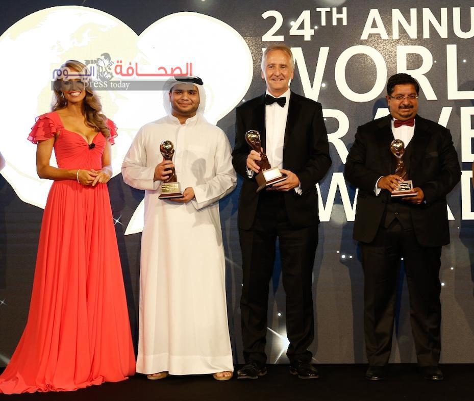 تكريم ثلاثي لدناتا في حفل جوائز السفر العالمية للشرق الأوسط 2017