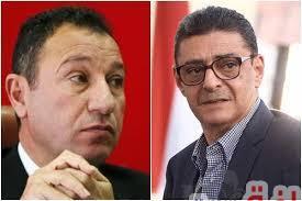 رئيس لجنة الأنتخابات بالنادى الأهلى يوقف العملية الأنتخابيه بسبب الزحام