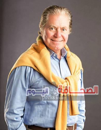حسين فهمى يرأس لجنة تحكيم المسابقة الدولية فى مهرجان القاهرة السينمائى